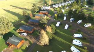 Deeside Holiday Park   24 12 15