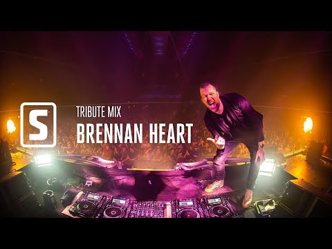 Brennan Heart - Tribute Mix by Scantraxx