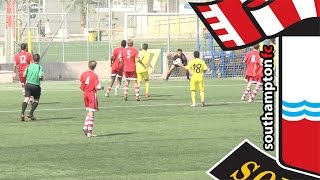 HIGHLIGHTS: Villarreal U18s 2-0 Southampton U18s