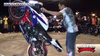 RUSH RIDERS @ BIKERS BURNOUT (by KNACKIS PRODUCTIONS)