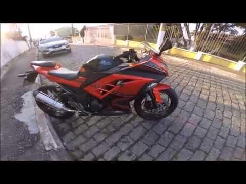 Rodolfinho da Z- Ninja 300 é uma Moto Boa para Começar ?
