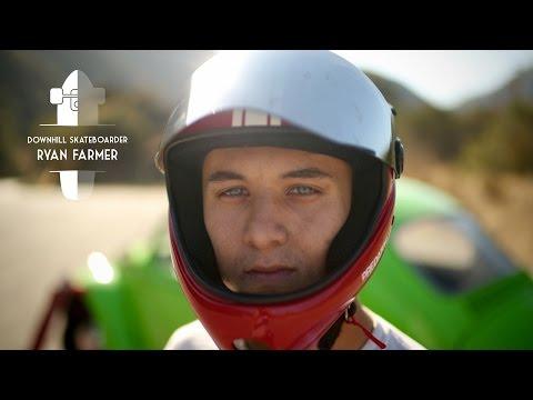 Ryan Farmer | Downhill Skateboarder