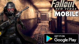 Fallout New Vegas Mobile на андройд версия 0.0.1(Android)