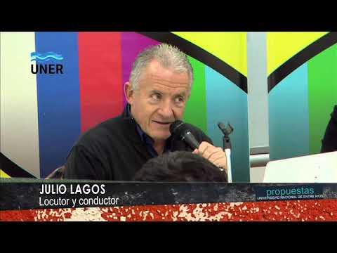 Julio Lagos entrevistado por NTET!