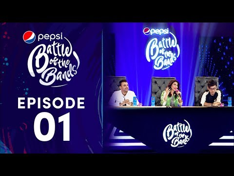 Episode 1  Pepsi Battle of the Bands  Season 3