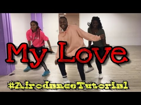 #AfrodanceTutorial