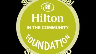 3rd Hilton in the Community Soccer Cup highlight video