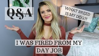 Q&A | I WAS FIRED?! Underwear Lines, Marriage, Cheat Meals & More! WHITMAS DAY 5