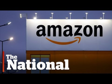 Amazon HQ2 pursued by Canadian cities