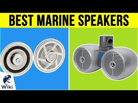 Top 10 Marine Speakers of 2019 | Video Review