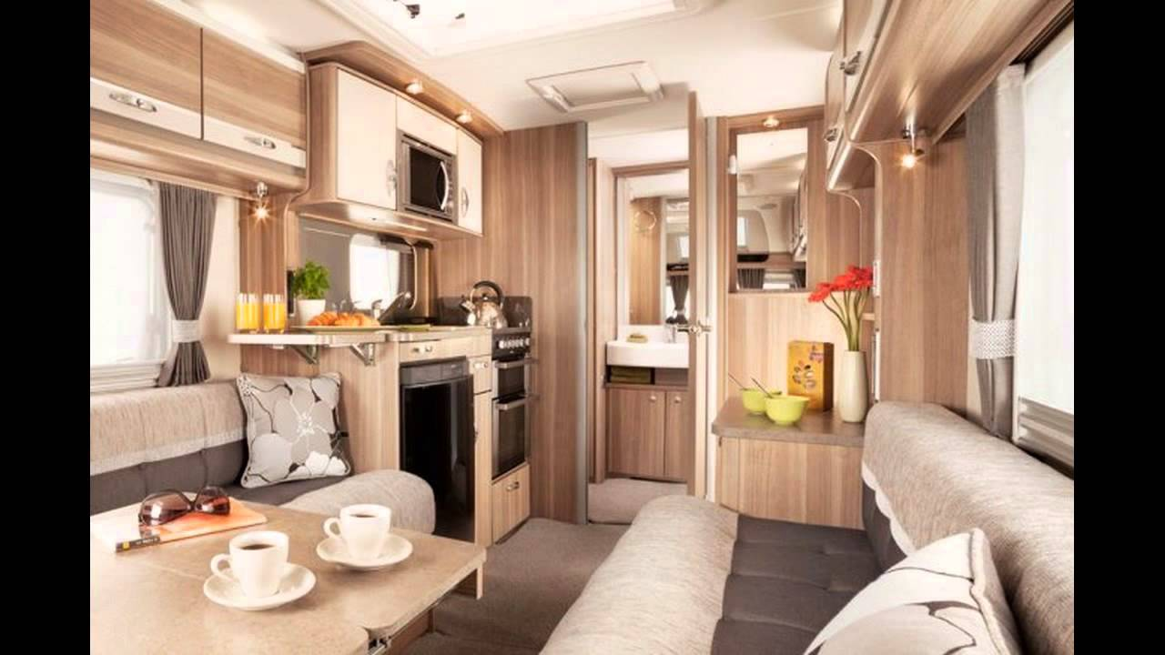Luxury caravans interiors youtube for Interior caravan designs