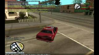 Girls attacker vs LSPD | Ucieczka przed LSPD | 1:0 | net4game.com