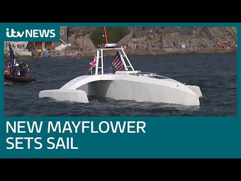 New Mayflower sets