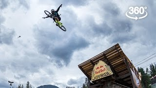 Going BIG at Red Bull Joyride: 360° Highlights from the Finals!