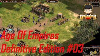 Age Of Empires Definitive Edition #03 - Die Mission hab ich doch leicht unterschätzt