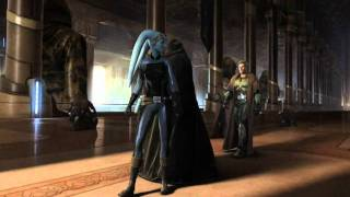 Star Wars The Old Republic Bande Annonce  Trahison VF
