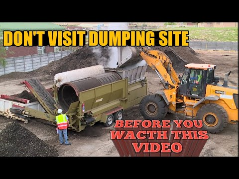 Warning: Don't visit waste dumping site before you watch this video...