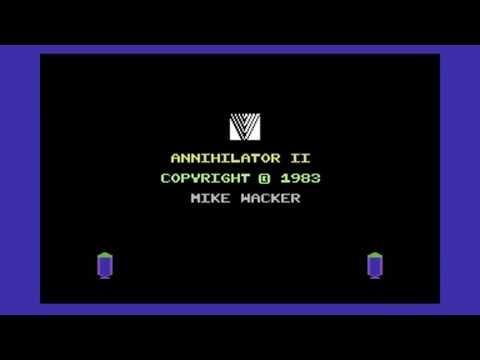 Almost all Commodore 64 Defender clones compilation