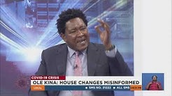 Ledama Ole Kina on #Punchline with Anne Kiguta  K24TV Live