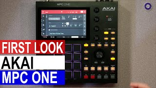NAMM 2020 Akai MPC One First look