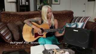 Roland AC-40 Acoustic Chorus Guitar Amplifier Introduction