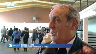Restos du Coeur : 8000 euros collectés pour l'association