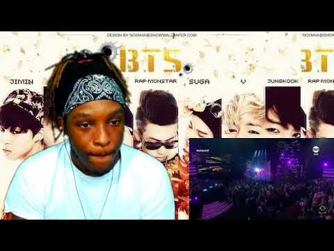 First Time Seeing BTS: DNA Live Performance @ AMA 2017 | REACTION!!!