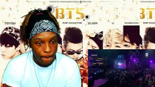 First Time Seeing BTS: DNA Live Performance @ AMA 2017 | REACTION!!! MP3