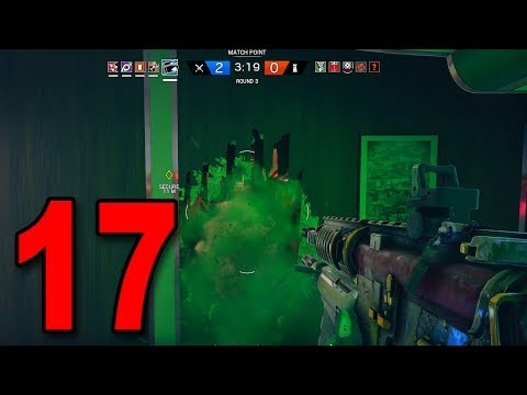 Rainbow Six Siege - Part 17 - Trying a New Operator