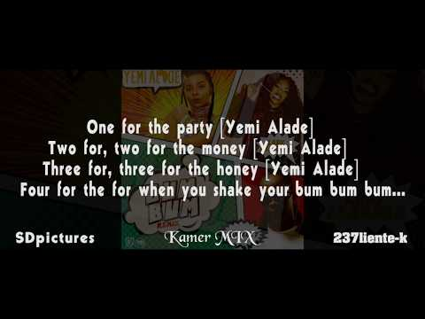 "LYRICS: Yemi Alade – ""Bum Bum (Remix)"" Ft. Lady Leshurr & Admiral T"