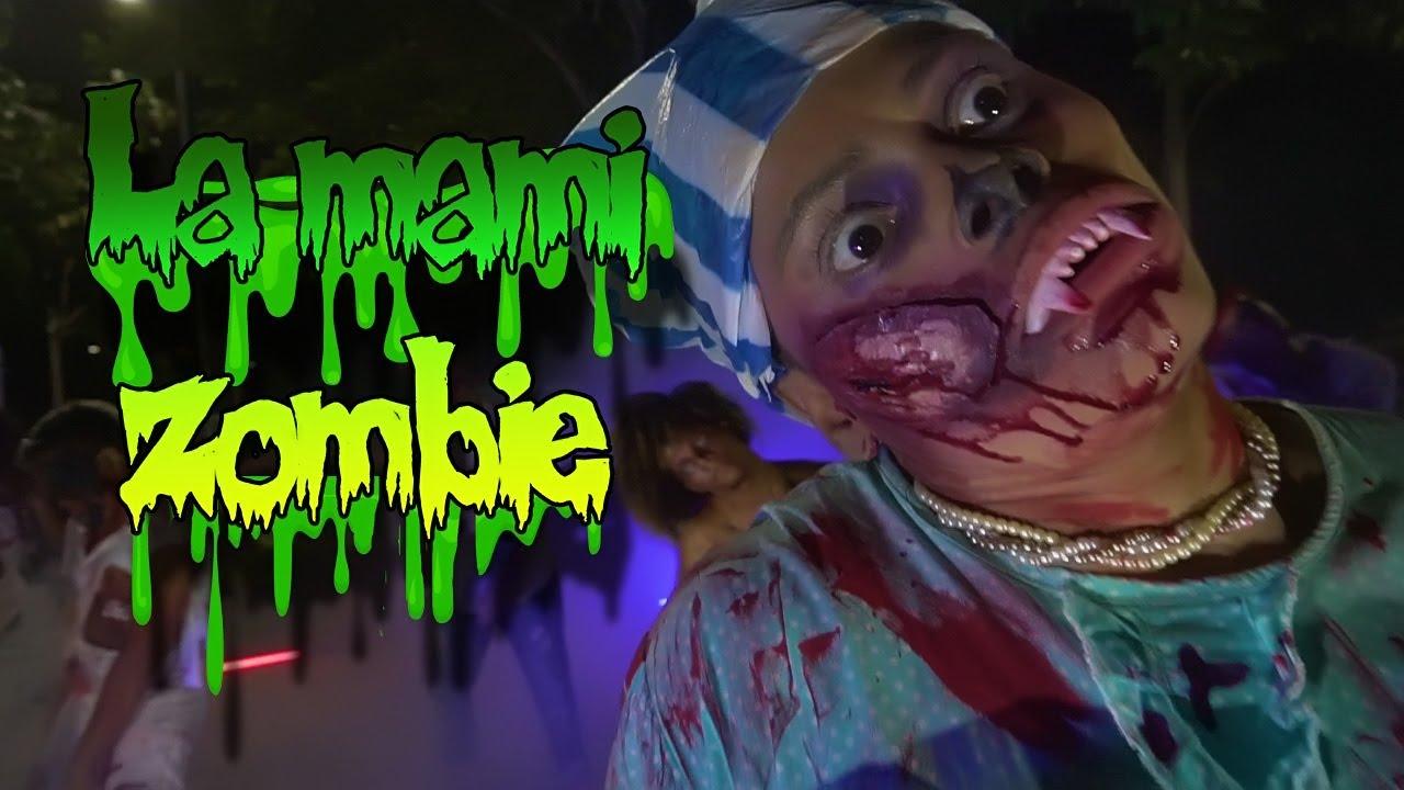 La mami zombie  | Humor de cuadra