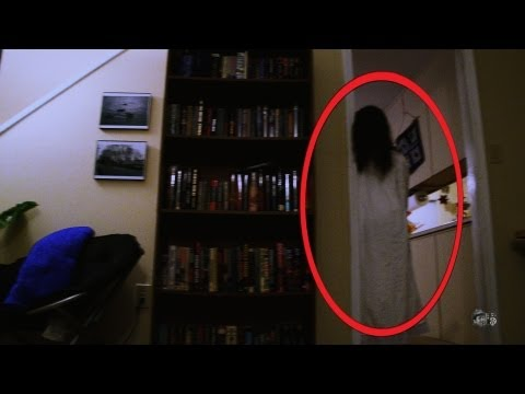 The Haunting Tape 21 (Ghost caught on video)