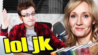 J.K. ROWLING vs THE WORLD! - Final Thoughts on the PewDiePie Nonsense