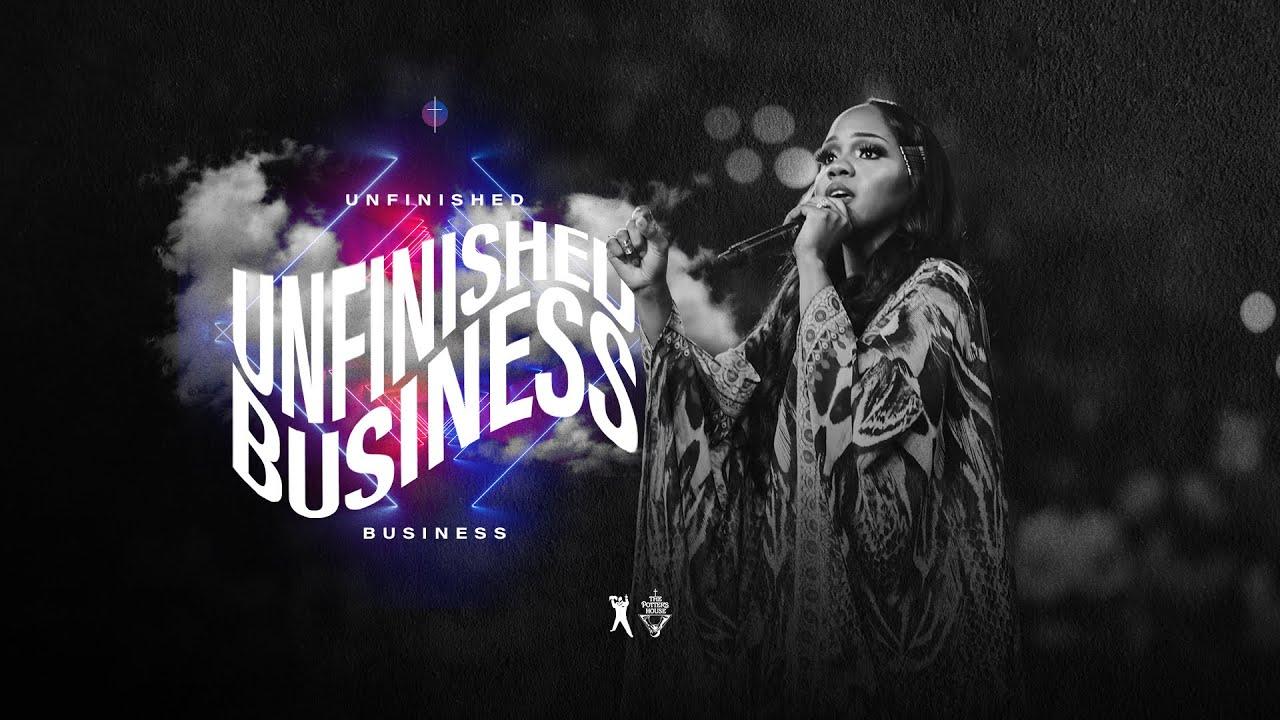 Download Unfinished Business - Pastor Sarah Jakes Roberts [June 9, 2019]
