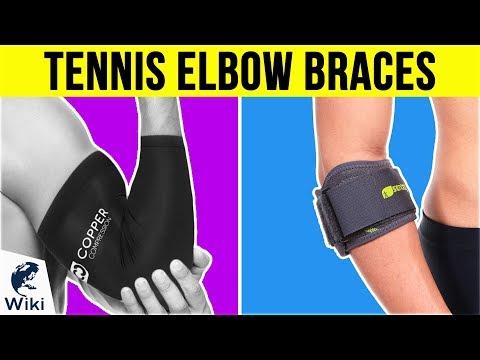 8 Best Tennis Elbow Braces 2019