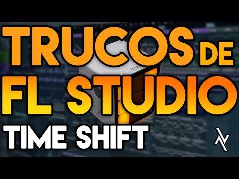 TRUCOS de FL STUDIO: Time shift / Instrumentos más realistas