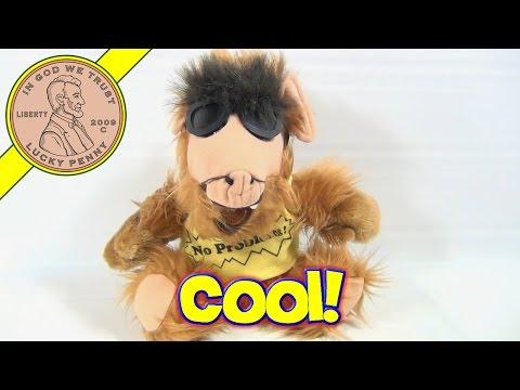 Alf No Problem Plush Toy Stuffed Animal