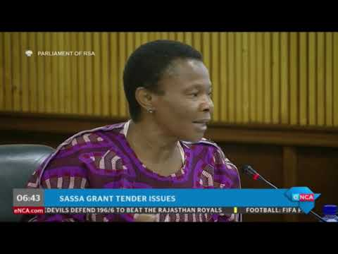 What is going on with SASSA?