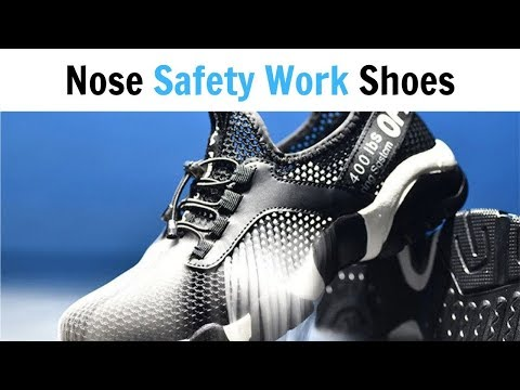 Safety Work Shoes   Nose Safety Work Shoes   Tyzarah Store