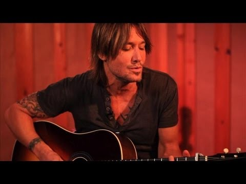 Keith Urban Steers Red Camaro To A New Place YouTube