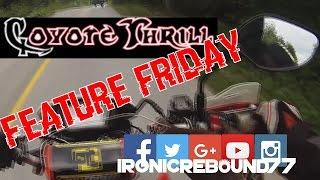 IronicRebound Feature Fridays ~ Coyote Thrill