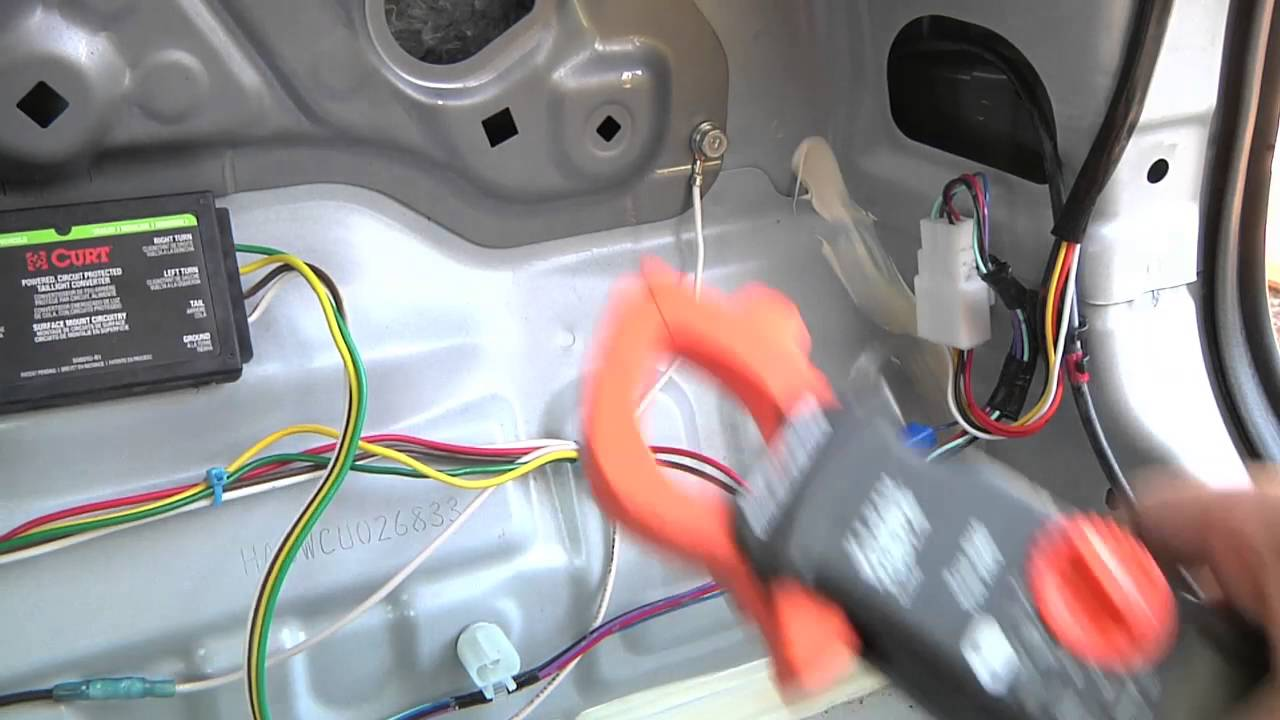 small resolution of mitsubishi imiev trailer wire harness installation