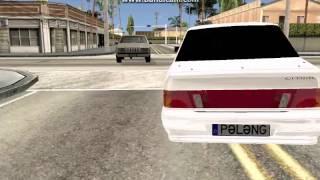 видео ВАЗ 2115 для GTA San Andreas