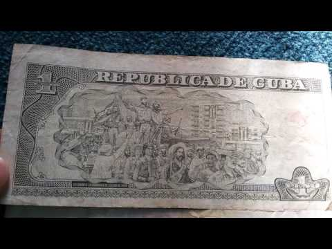 Currency special part 25: Cuba CUP and CUC!