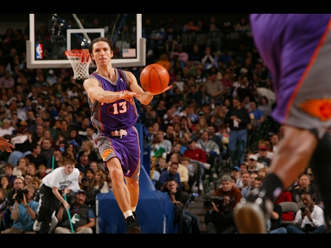 Steve Nash: 'Point God' - 2005, 2006 & 2007 Playoffs