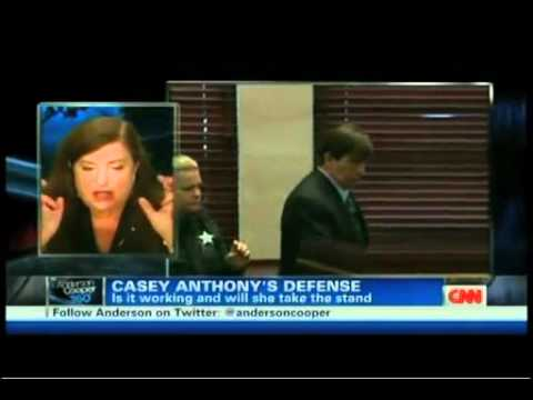 Paul Henderson talks with Anderson Cooper about Casey Anthony Trial