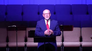 All Things New- Dr. Toby Frost | June 7, 2020