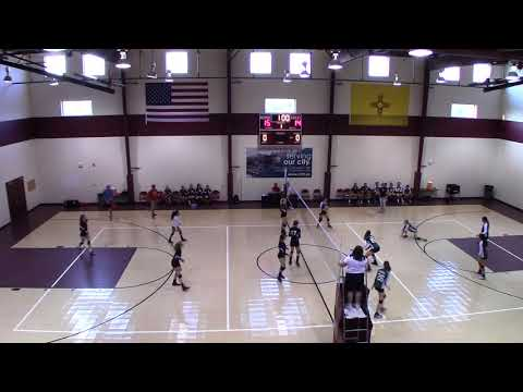 Santa Fe Waldorf vs. Desert Academy - 9-05-2017 - Set 1