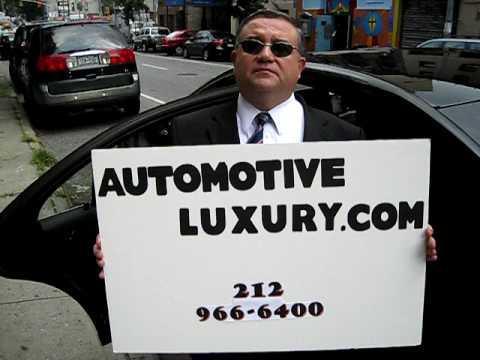 New York Luxury Car Service
