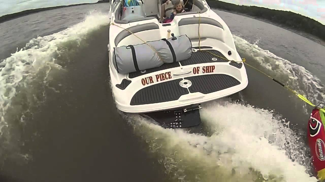 Yamaha Boat Wakesurf